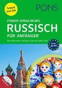 Cover-Bild zu PONS Power-Sprachkurs Russisch für Anfänger