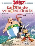 Cover-Bild zu Asterix 38. La hija de Vercingetorix von Goscinny, René