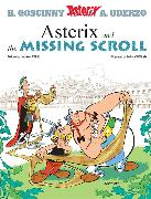 Cover-Bild zu Asterix and the Missing Scroll von Ferri, Jean-Yves