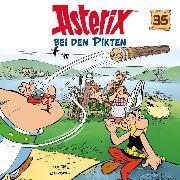 Cover-Bild zu 35: Asterix bei den Pikten (Audio Download) von Ferri, Jean-Yves
