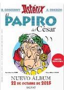 Cover-Bild zu Asterix 36. El papiro del César von Ferri, Jean-Yves