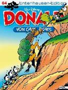 Cover-Bild zu Disney: Entenhausen-Edition-Donald Bd. 64 von Barks, Carl