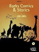Cover-Bild zu Barks Comics und Stories 05 von Barks, Carl