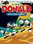 Cover-Bild zu Disney: Entenhausen-Edition-Donald Bd. 56 von Barks, Carl