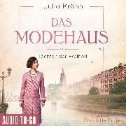 Cover-Bild zu Das Modehaus (ungekürzt) (Audio Download) von Kröhn, Julia
