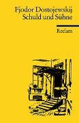Cover-Bild zu Schuld und Sühne von Dostojewskij, Fjodor M