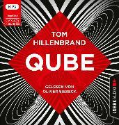 Cover-Bild zu Qube von Hillenbrand, Tom