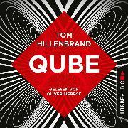Cover-Bild zu Qube (Ungekürzt) (Audio Download) von Hillenbrand, Tom