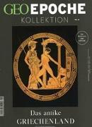 Cover-Bild zu GEO Epoche KOLLEKTION 08/2017 - Das antike Griechenland von Schaper, Michael (Hrsg.)