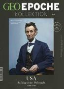 Cover-Bild zu GEO Epoche Kollektion 05/2016. USA - Aufstieg einer Weltmacht von Schaper, Michael (Hrsg.)