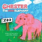 Cover-Bild zu Chester, the Pink Elephant (eBook) von Johnson, Lydia Sue