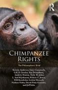 Cover-Bild zu Chimpanzee Rights (eBook) von Andrews, Kristin