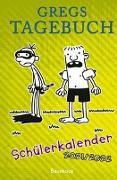 Cover-Bild zu Gregs Tagebuch - Schülerkalender 2021/2022 von Kinney, Jeff