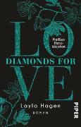 Cover-Bild zu Diamonds For Love - Heißes Herzklopfen von Hagen, Layla