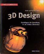 Cover-Bild zu Insiderbuch 3D-Design von Königsmarck, Arndt von