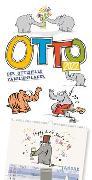 Cover-Bild zu Otto 2022 - Otto Waalkes & Ottifanten von Waalkes, Otto (Illustr.)