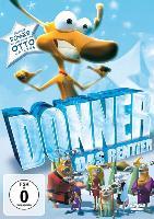 Cover-Bild zu Donner - Das Rentier von Waalkes, Otto (Schausp.)