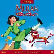 Cover-Bild zu Disney - Mulan (Audio Download) von Mandoki, Leslie