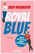 Cover-Bild zu Royal Blue von McQuiston, Casey