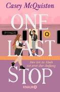 Cover-Bild zu One Last Stop (eBook) von McQuiston, Casey