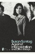 Cover-Bild zu Against Interpretation and Other Essays von Sontag, Susan