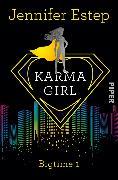 Cover-Bild zu Karma Girl (eBook) von Estep, Jennifer
