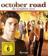 Cover-Bild zu October Road - Die komplette Serie von Bryan Greenberg (Schausp.)