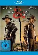 Cover-Bild zu Hatfields & McCoys - TV Mini-Serie, 2 Discs von Kevin Costner (Schausp.)