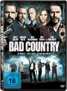 Cover-Bild zu Bad Country von Willem Dafoe (Schausp.)