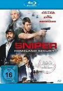 Cover-Bild zu Sniper: Homeland Security von Tom Berenger (Schausp.)
