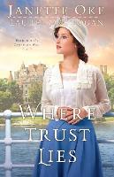 Cover-Bild zu Where Trust Lies von Oke, Janette