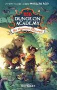 Cover-Bild zu Dungeons & Dragons: Dungeon Academy: No Humans Allowed! von Roux, Madeleine