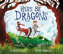 Cover-Bild zu Here Be Dragons (eBook) von Lloyd, Susannah