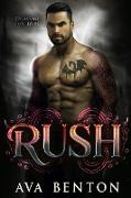 Cover-Bild zu Rush (Dragons For Hire, #3) (eBook) von Benton, Ava