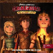 Cover-Bild zu Folge 55: Flügelnuss / Das Buch der Rekorde (Das Original-Hörspiel zur TV-Serie) (Audio Download) von Karallus, Thomas
