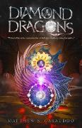 Cover-Bild zu Diamond Dragons (Diamond Dragons (Quadrilogy), #1) (eBook) von Carauddo, Matthew
