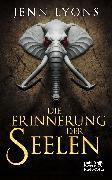 Cover-Bild zu Die Erinnerung der Seelen (Drachengesänge, Bd. 3) von Lyons, Jenn