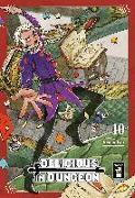 Cover-Bild zu Delicious in Dungeon 10 von Kui, Ryouko