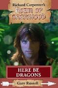 Cover-Bild zu Here Be Dragons (eBook) von Russell, Gary