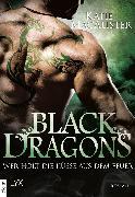 Cover-Bild zu Black Dragons - Wer holt die Küsse aus dem Feuer? (eBook) von MacAlister, Katie