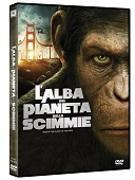Cover-Bild zu L'ALBA DEL PIANETA DELLE SCIMMIE von Wyatt, Rupert (Reg.)