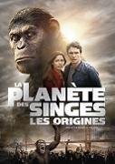 Cover-Bild zu La Planète des Singes : Les origines von Rupert Wyatt (Reg.)