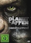 Cover-Bild zu Planet der Affen - Prevolution von Rupert Wyatt (Reg.)