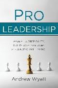 Cover-Bild zu Pro Leadership von Wyatt, Andrew