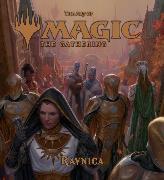 Cover-Bild zu The Art of Magic: The Gathering - Ravnica von Wyatt, James