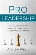 Cover-Bild zu Pro Leadership (eBook) von Wyatt, Andrew