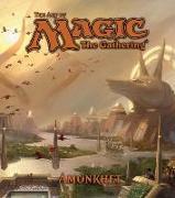 Cover-Bild zu The Art of Magic: The Gathering - Amonkhet von Wyatt, James
