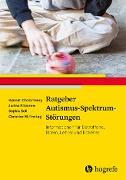 Cover-Bild zu Ratgeber Autismus-Spektrum-Störungen (eBook) von Cholemkery, Hannah