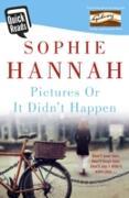 Cover-Bild zu Pictures Or It Didn't Happen (eBook) von Hannah, Sophie