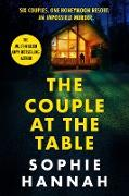 Cover-Bild zu The Couple at the Table (eBook) von Hannah, Sophie